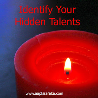 show your talent, know yourself like a candle, aapki safalta