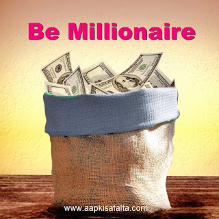 how to become a millionaire in hindi by active & passive income, aapki safalta